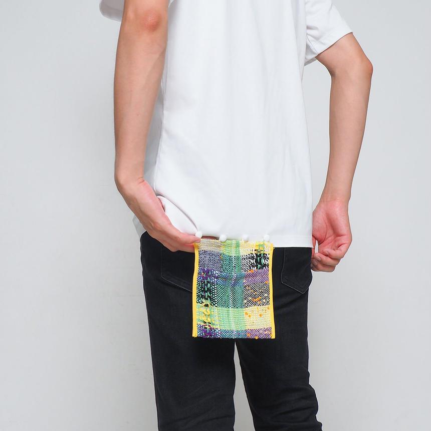 MATEREAL / FOLLOW (men's  t -shirt)