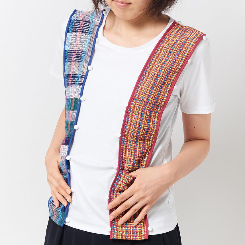 MATEREAL / WRAP (ladies'  t -shirt)
