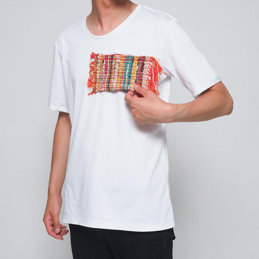 MATEREAL / HEART (men's  t -shirt)