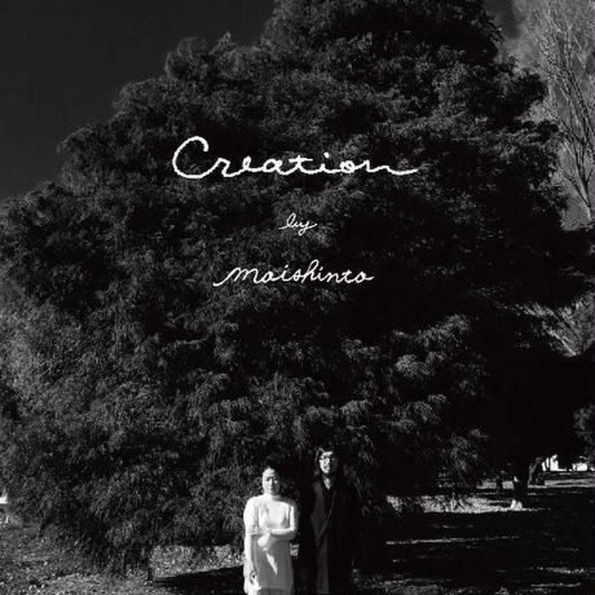 "maishinta ""Creation"" CD盤"