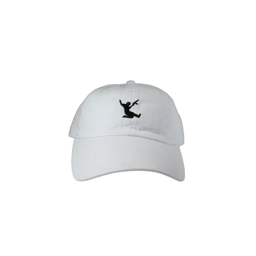 """Da  Steeler Hat  """"WHITE"""""""