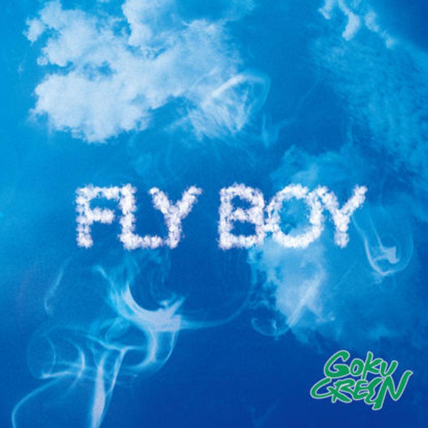 GOKU GREEN - FLY BOY [CD]