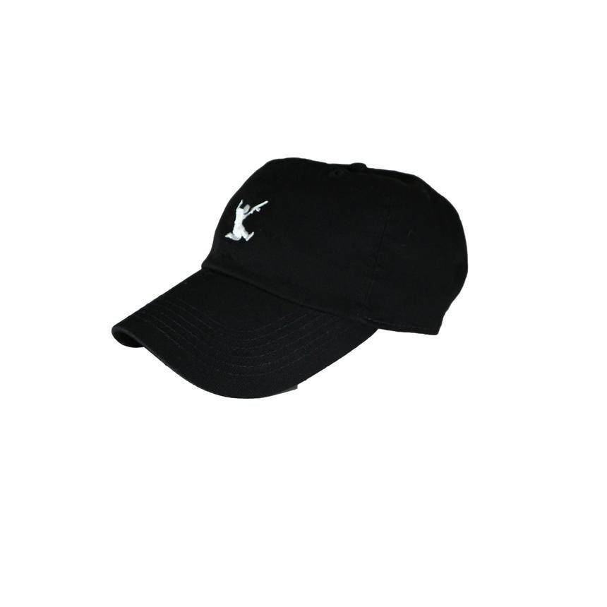 """Da  Steeler Hat  """"BLK * WHITE"""""""