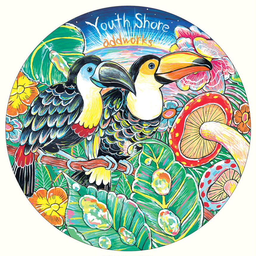 Youth Shore - 2nd mini album(ホワイトジャケ)