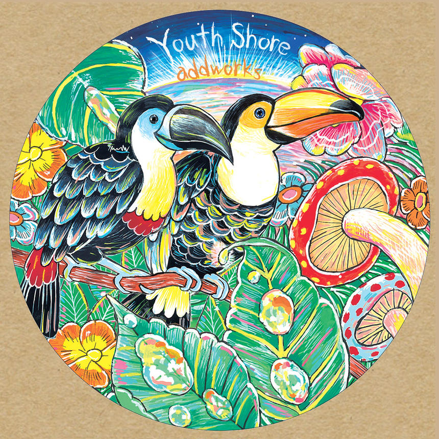 Youth Shore - 2nd mini album(クラフトジャケ)