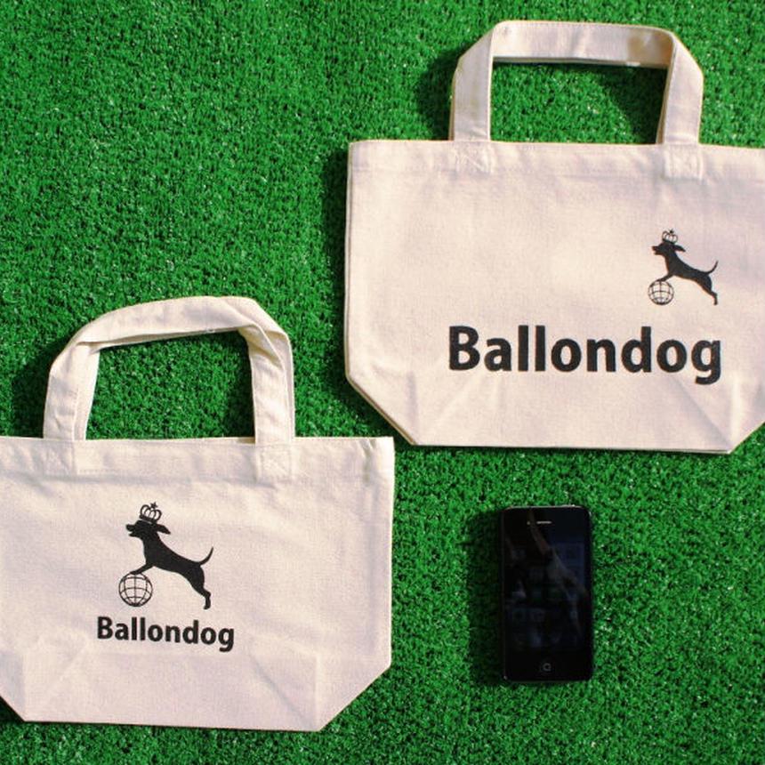 Ballondog ロゴ トートバッグ