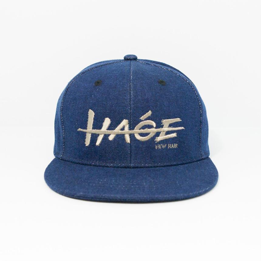 HAGE 帽子 【NO.03】 ーNEW HAIR (ニューヘア)ー