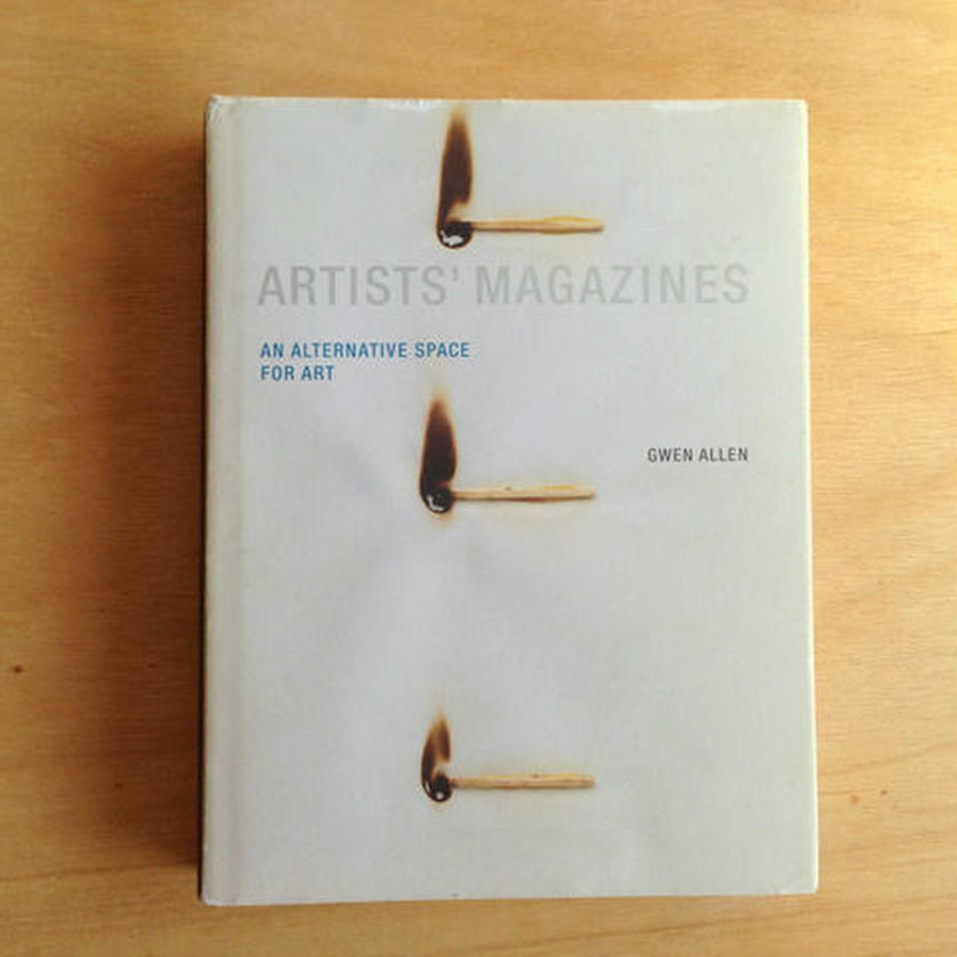 Artists' Magazines An Alternative Space for Art
