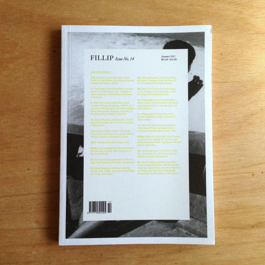 FILLIP issue no.14 Summer 2011