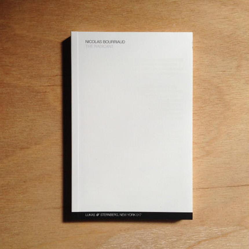 Nicolas Bourriaud | Le Radicant