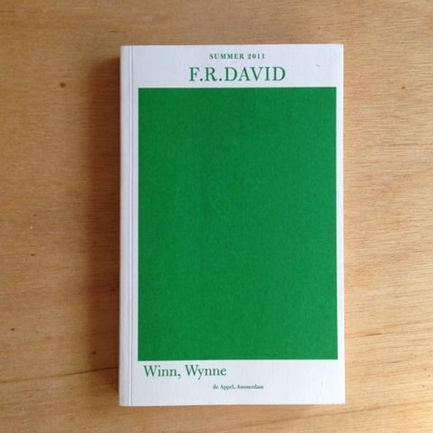 F.R David Summer 2011