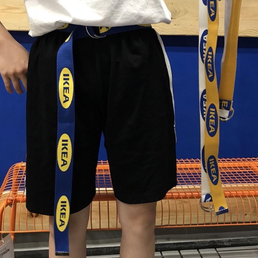 IKEA布ベルト