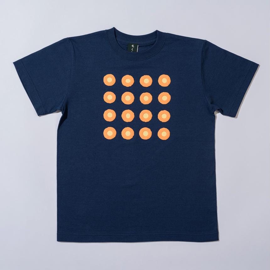 チーズ&おかき(紺)