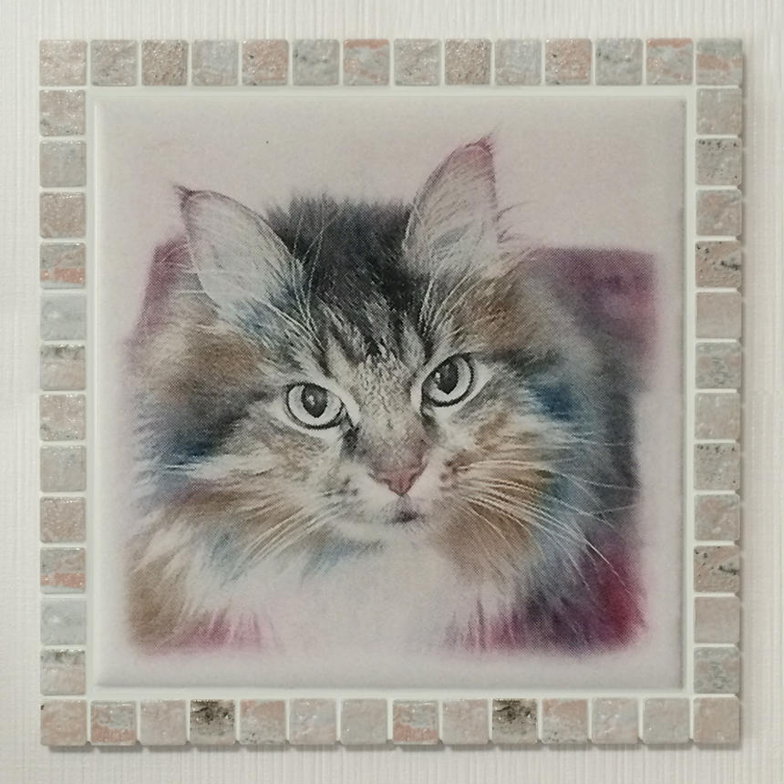 アンティークカラー/コーラル(XL)◆Tile Picture Frame(XL)/Antique Tone/CORAL◆