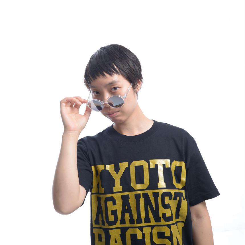 KYOTO AGAINST RACISM 2017 DJ KEN-BO Signature model (black)