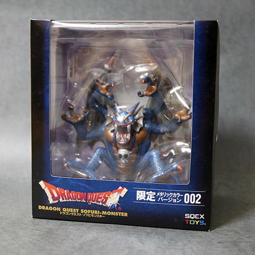 [新品]ドラゴンクエストソフビモンスター 限定メタリックカラー002 シドー 004 エスターク 006 デスタムーア 3体セット