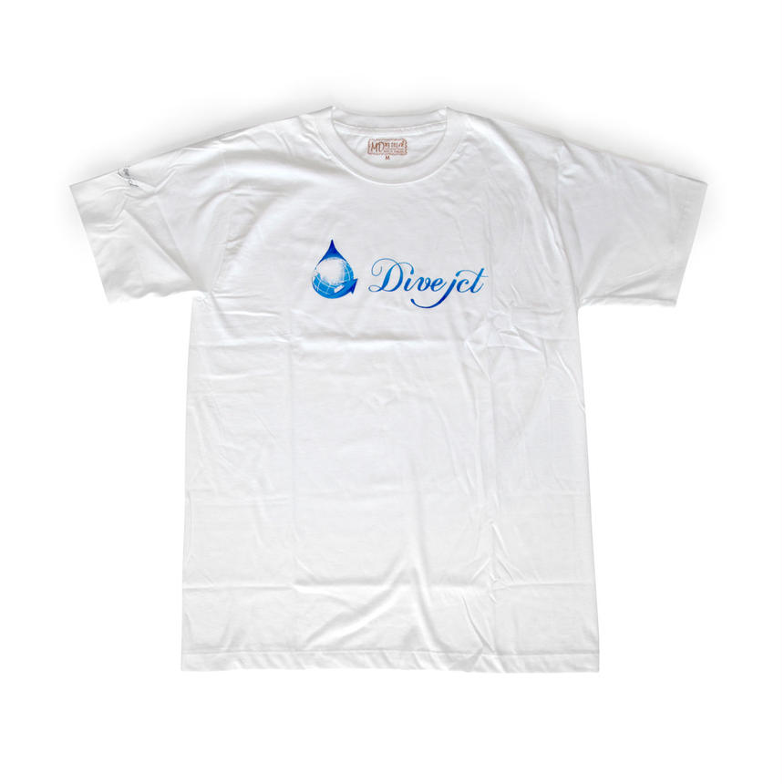 Dive jct Logo T-shirts 002 MENS