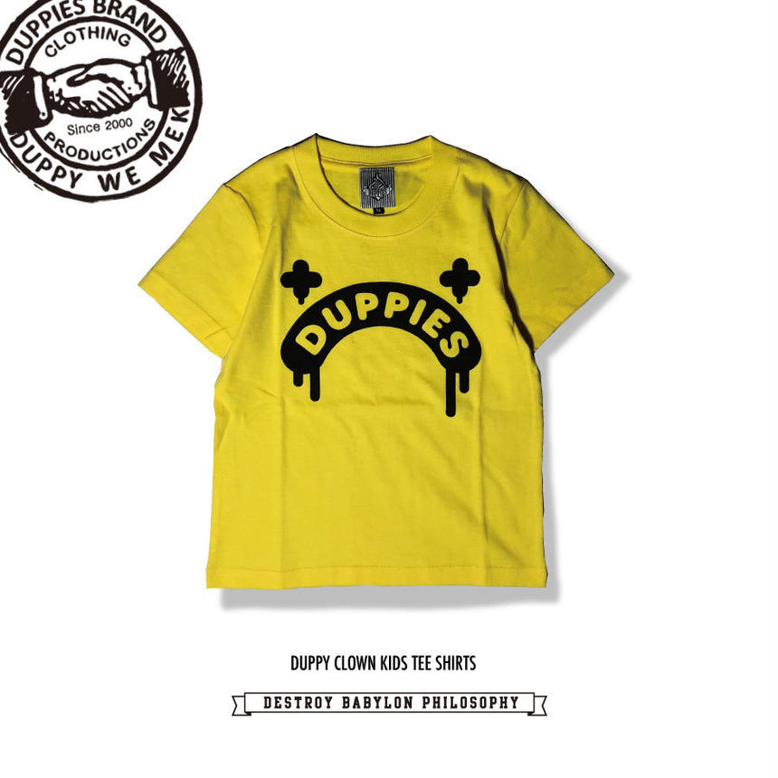 Duppy Clown / Kids Tee Shirts