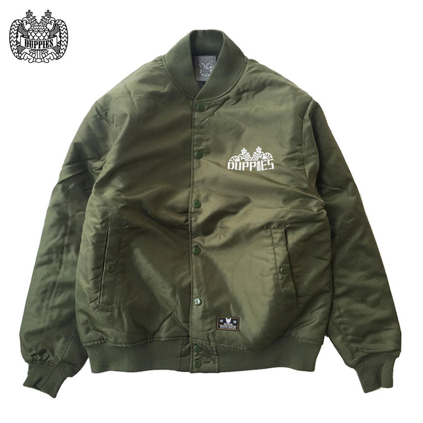 Dead Serious / Nylon Stadium Jacket
