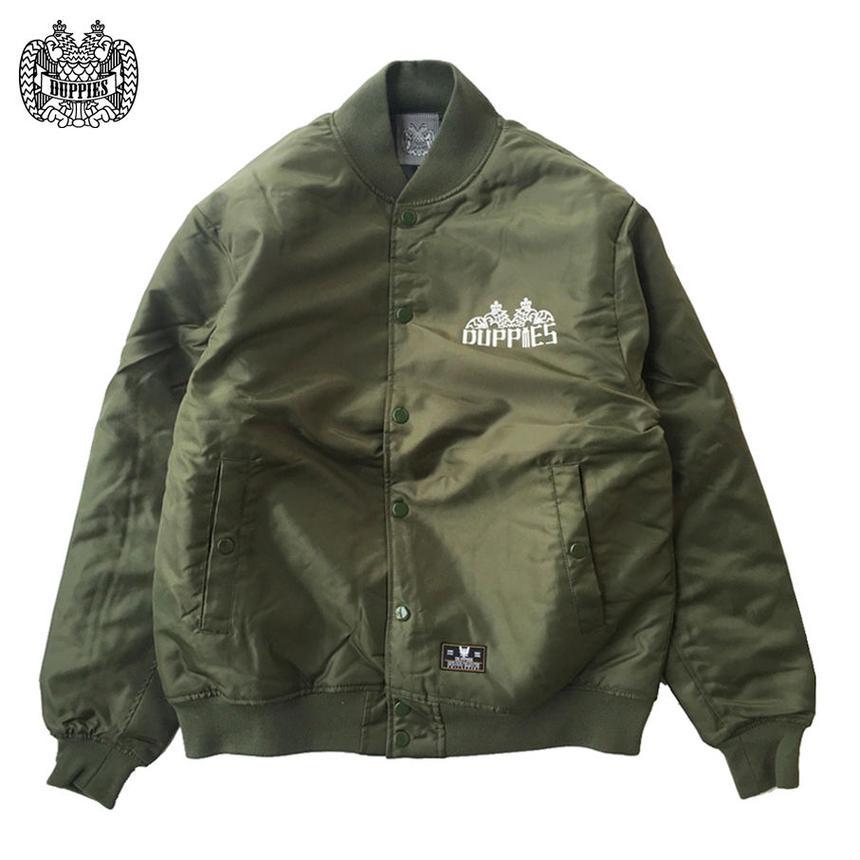 Dead Serious / Nylon Stadium Jacket