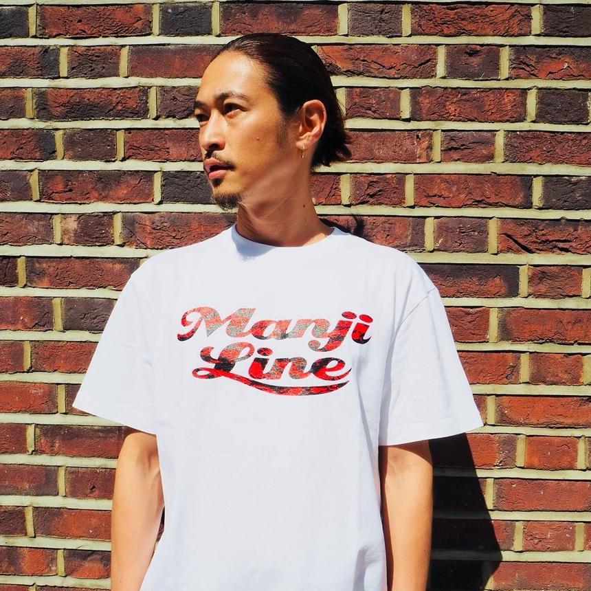 卍 Line x Duppies / Tee Shirts