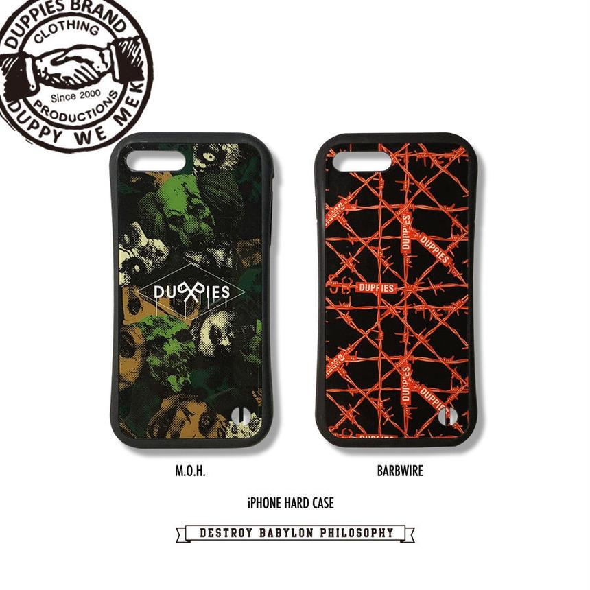 M.O.H. & BARBWIRE / iPhone Hard Case