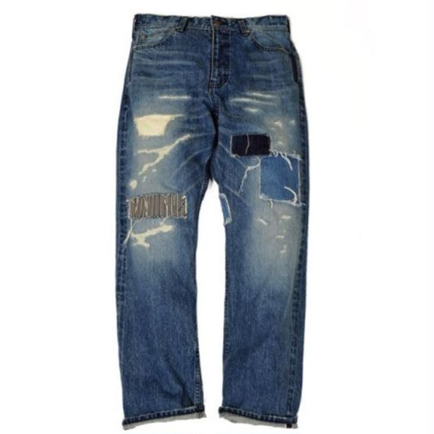Travel Star / Crash Regular Jeans