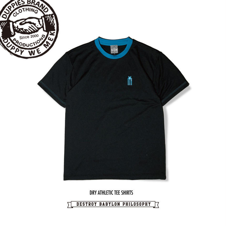 2 Face Eagle / Dry Athletic Tee Shirts