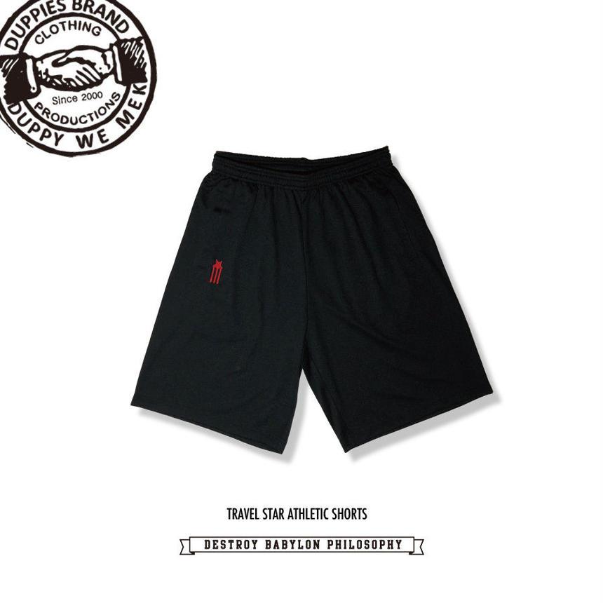 Travel Star / Dry Athletic Shorts