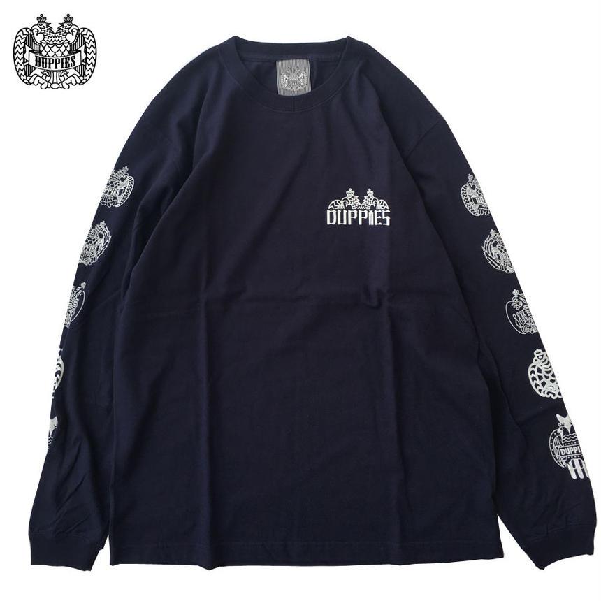Rising Eagle / Long Sleeve Tee Shirts