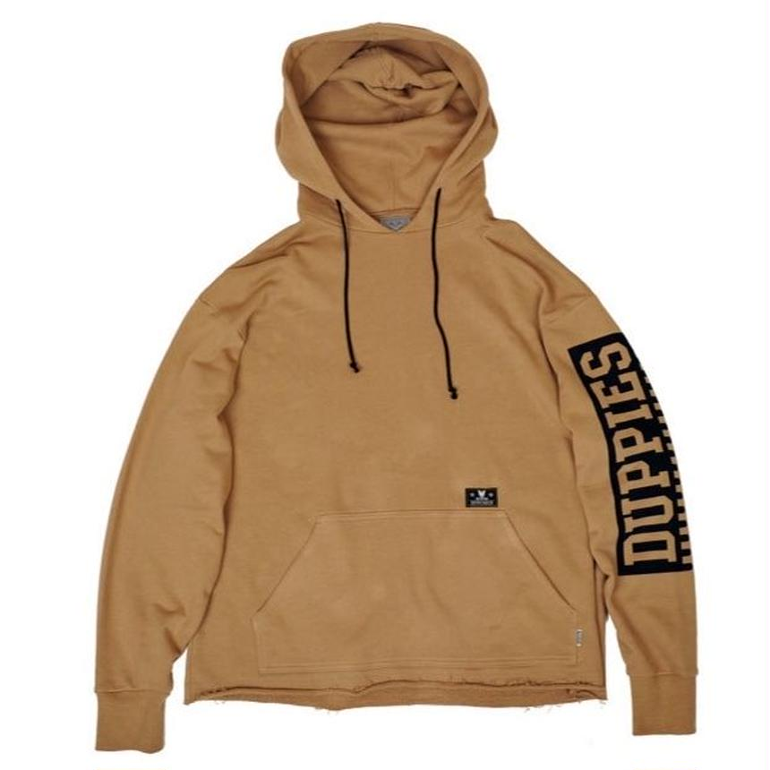 Drop Shoulder Hooded Sweatshirts