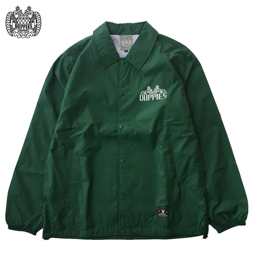 DBP One / Nylon Coach Jacket
