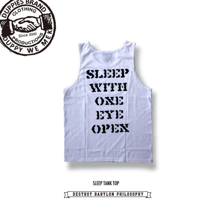 Sleep / Tank Tops