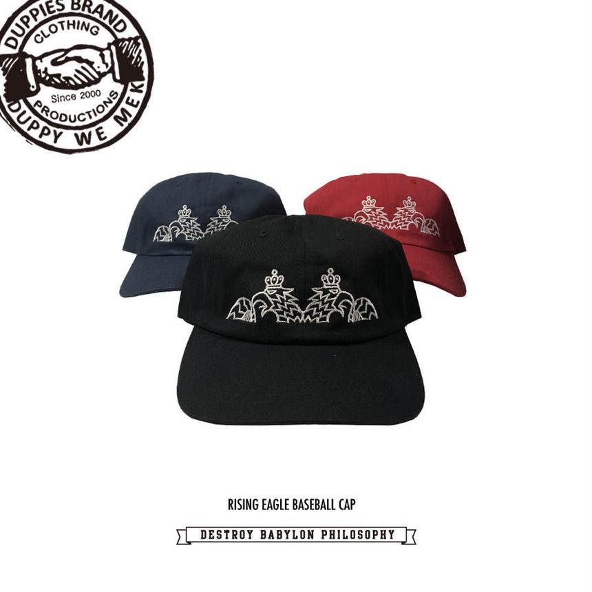 Rising Eagle / Snap Back  Baseball Cap