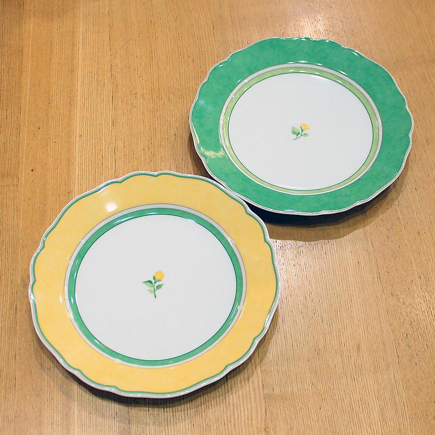 新品:【HUTSCHENREUTHER】小皿2枚セット
