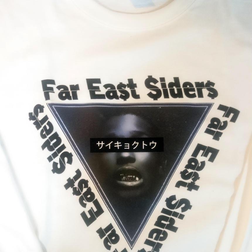 FarEastSiderS 【ロングスリーブTシャツ】