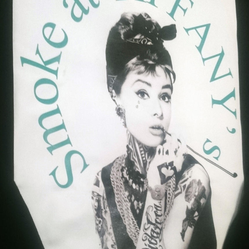 Smoke at TIFFANY's  【Tシャツ】