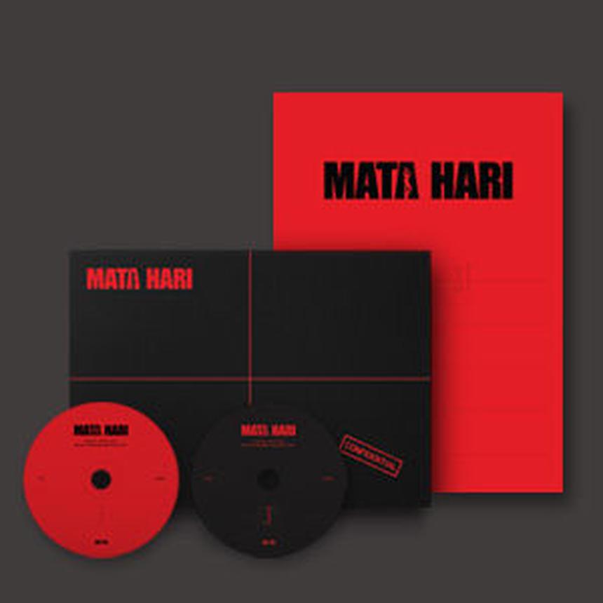 ミュージカル「マタ・ハリ」スペシャルメイキングパッケージ+公式パンフレットセット