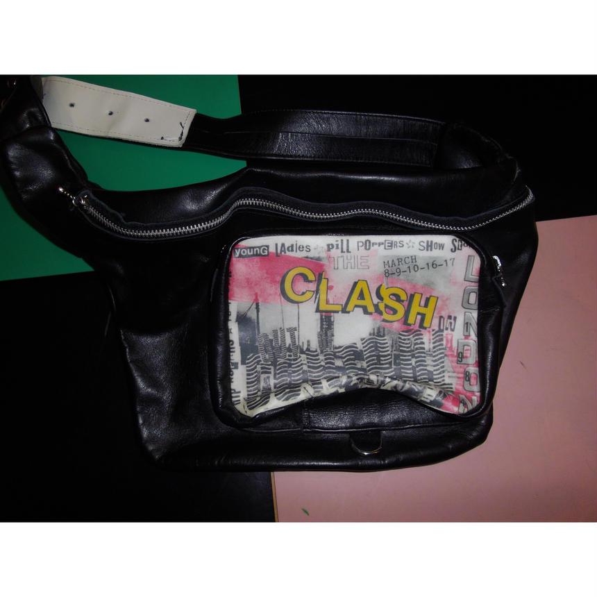 THE CLASH/waist bag