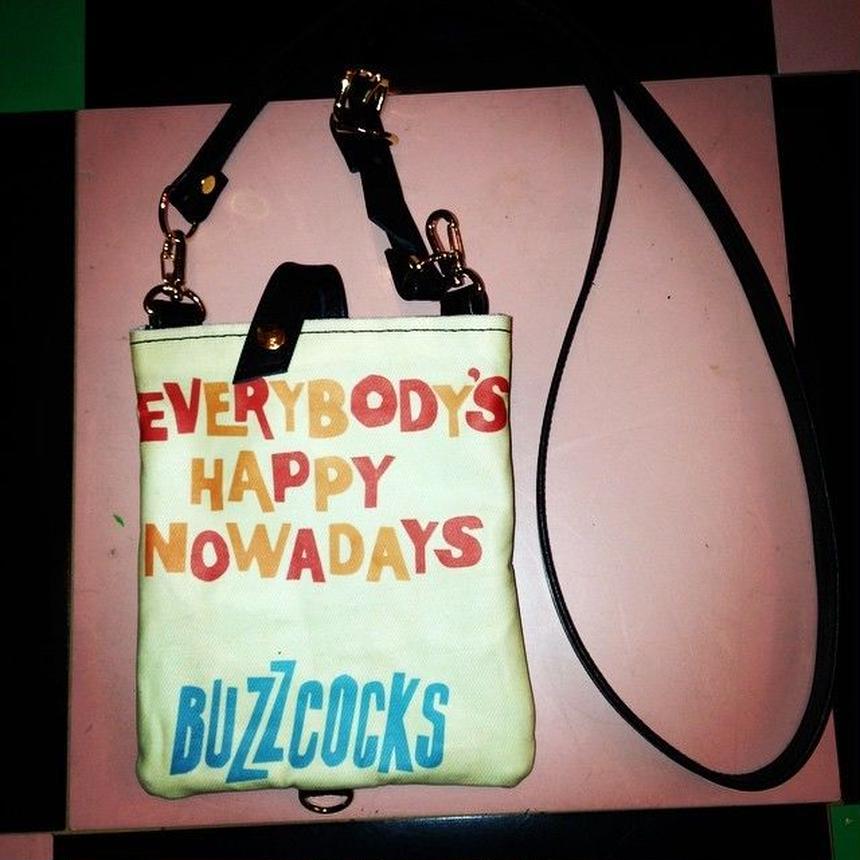 BUZZCOCKS/shoulder bag