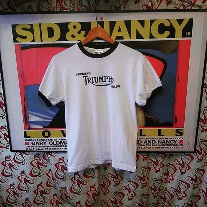TRIUMPH TRIM T-shirt