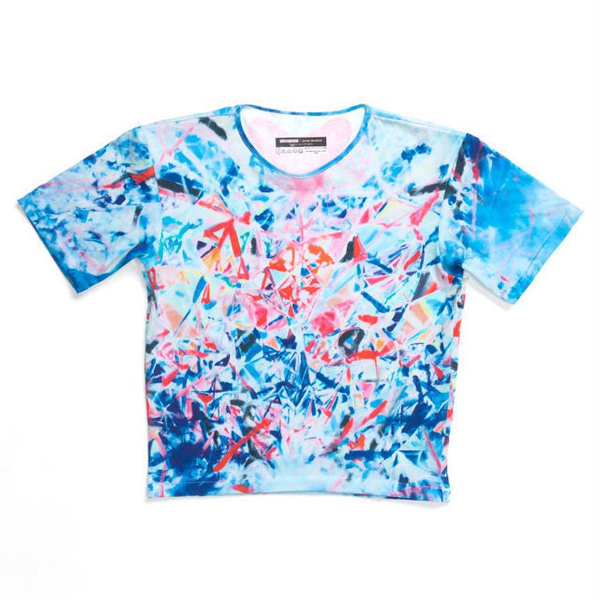 Fantastical Explosion T-shirts for Mens(unisex)