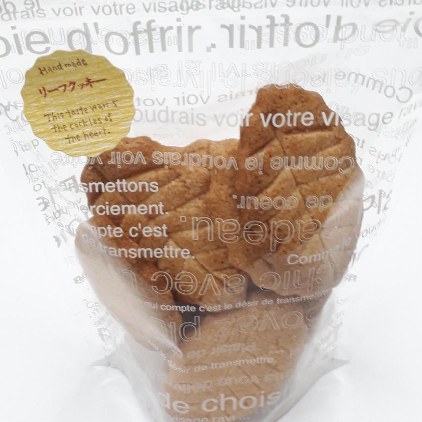 リーフクッキー