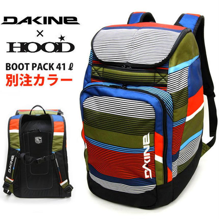 "【HOOD別注商品】DAKINE  2013FW ""BOOT PACK 41L"