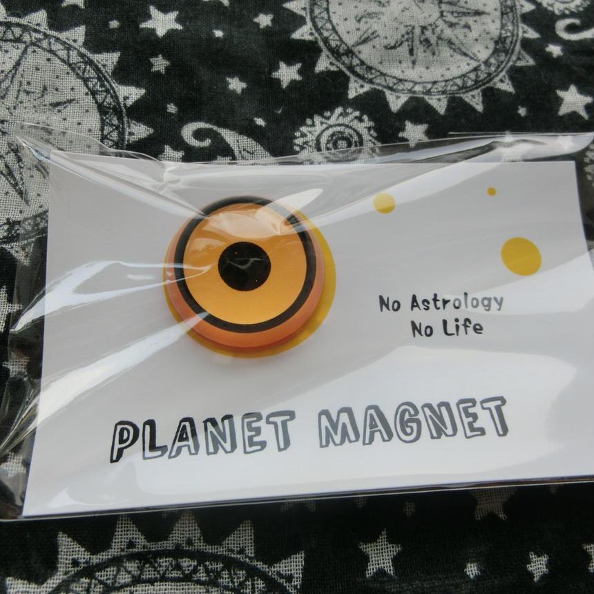 惑星マグネット 01太陽 26mm