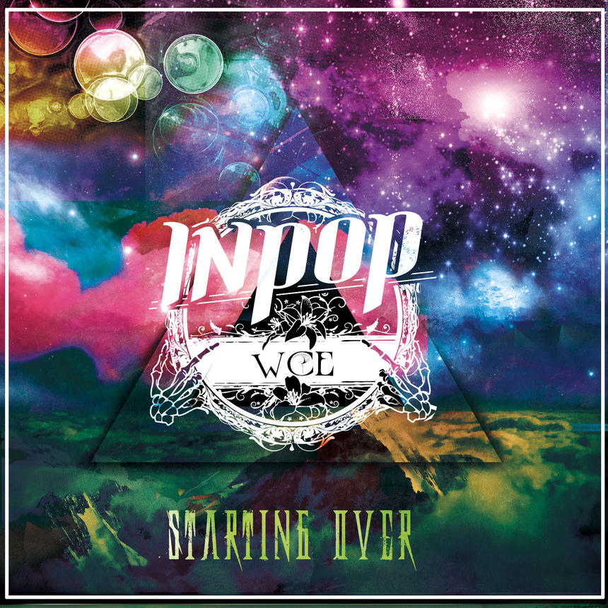 1st EP 「STARTING OVER」