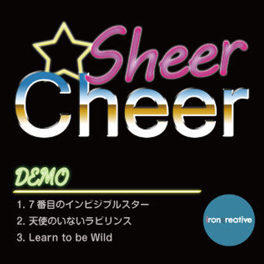 Sheer Cheer:DEMO CD
