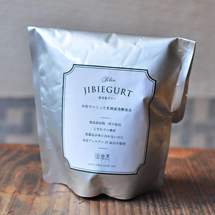 【定期購入】(3個のお届け)お米の植物性乳酸菌発酵食品「滋美恵グルト」600g