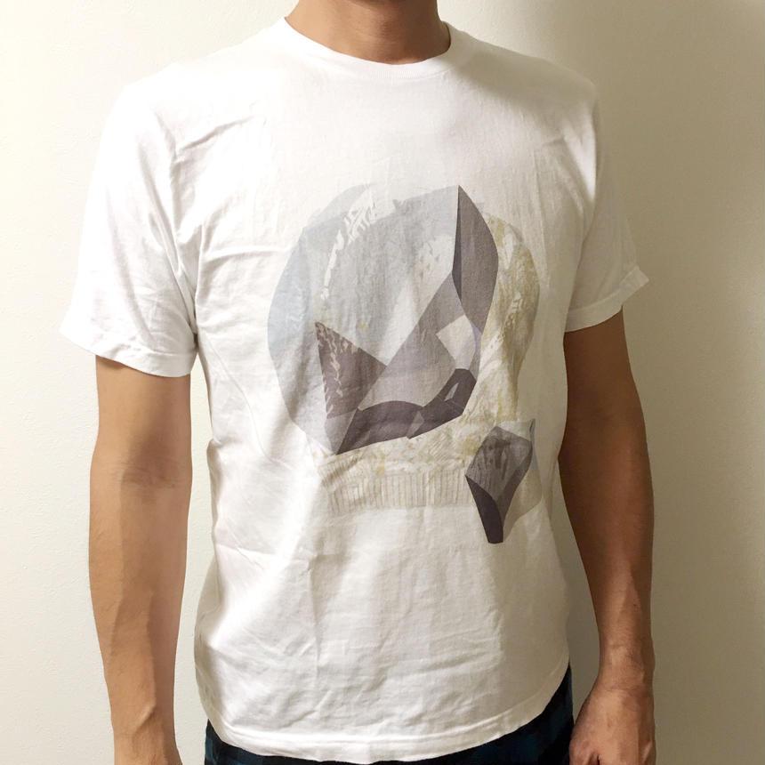 """""""GRAND AGE"""" T-shirt WHITE"""