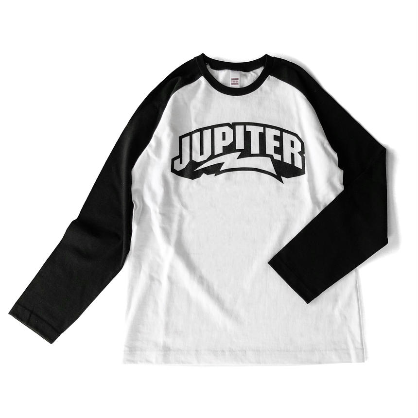 【数量限定】JUPITER ラグランロングスリーブTシャツ